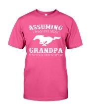 MOST GRANDPA Classic T-Shirt tile