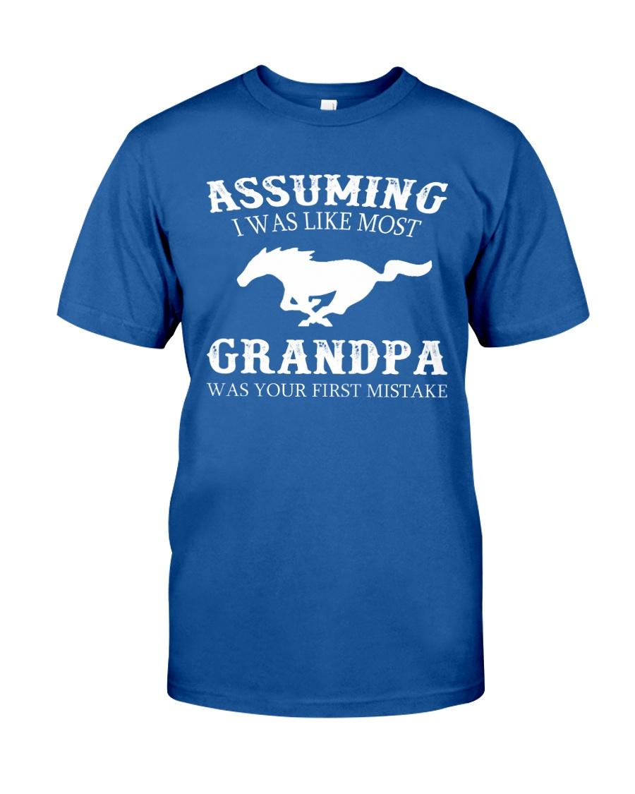 MOST GRANDPA Classic T-Shirt