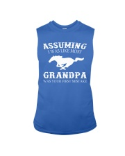 MOST GRANDPA Sleeveless Tee front