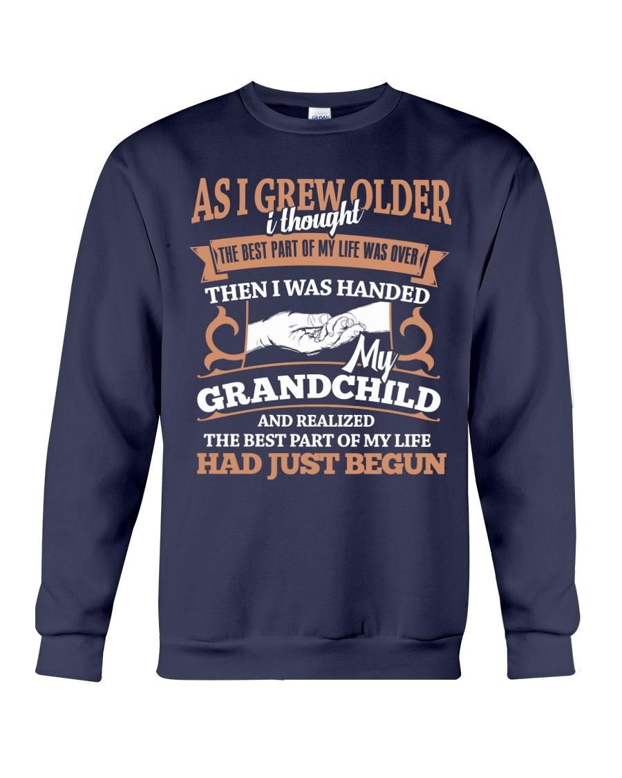 I Was Handed Crewneck Sweatshirt