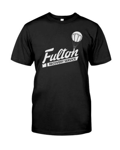 Fulton Recovery Service   White