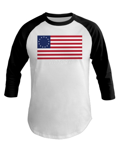 betsy ross victory flag shirt