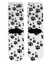 Crew Length Socks - Dog Socks  Crew Length Socks back
