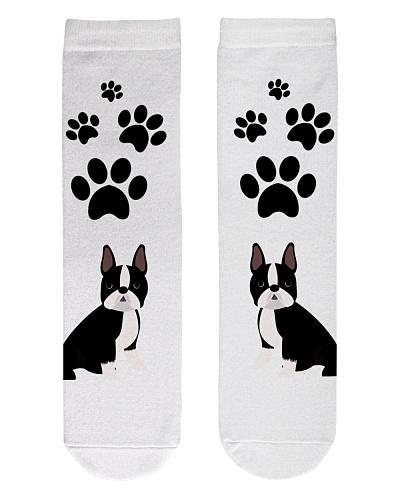Crew Length Socks - Dog Socks