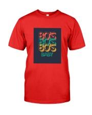 80's baby T-shirt Premium Fit Mens Tee thumbnail