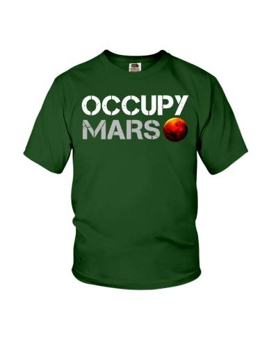 occupy mars sweatshirt
