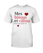 Mes Bisous et Câlins Classic T-Shirt thumbnail