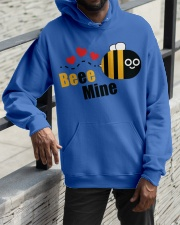 Beee Mine Hooded Sweatshirt apparel-hooded-sweatshirt-lifestyle-front-11