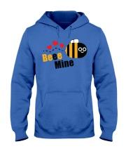 Beee Mine Hooded Sweatshirt front
