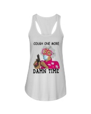 cough one more damn time shirt Ladies Flowy Tank thumbnail