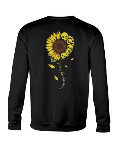 Skull Sunflower
