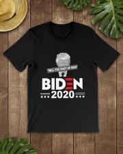 Will You Shut Up Man just shut up man Classic T-Shirt lifestyle-mens-crewneck-front-18