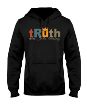 Ruth Bader Ginsburg Truth Crown Hooded Sweatshirt thumbnail