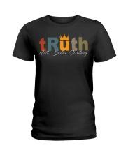Ruth Bader Ginsburg Truth Crown Ladies T-Shirt thumbnail