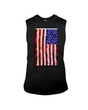 Strain Wars The Collage Flag Sleeveless Tee thumbnail