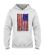 Strain Wars The Collage Flag Hooded Sweatshirt thumbnail