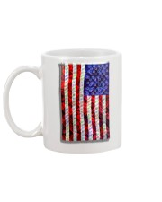 Strain Wars The Collage Flag Mug back