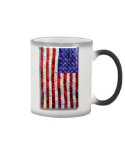 Strain Wars The Collage Flag Color Changing Mug thumbnail