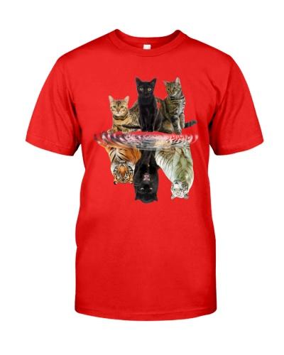 Future cats classic T-shirt
