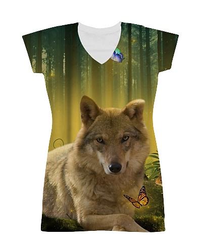 I Love My Dog Gift Friend T-shirt Dog Lovers