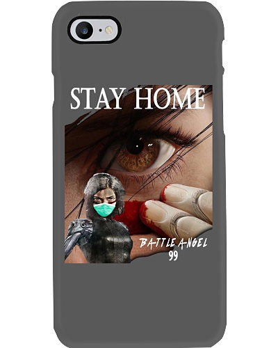 Stay Home For Battle Angel 99