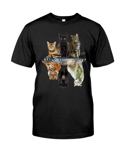Future cats T-shirt