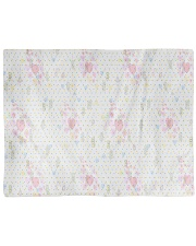 Graphic hearts love and dots design background Placemat thumbnail