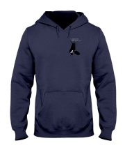 Support Norwegian Orca Survey Hooded Sweatshirt thumbnail