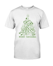 MERRY TURTLEMAS Classic T-Shirt thumbnail