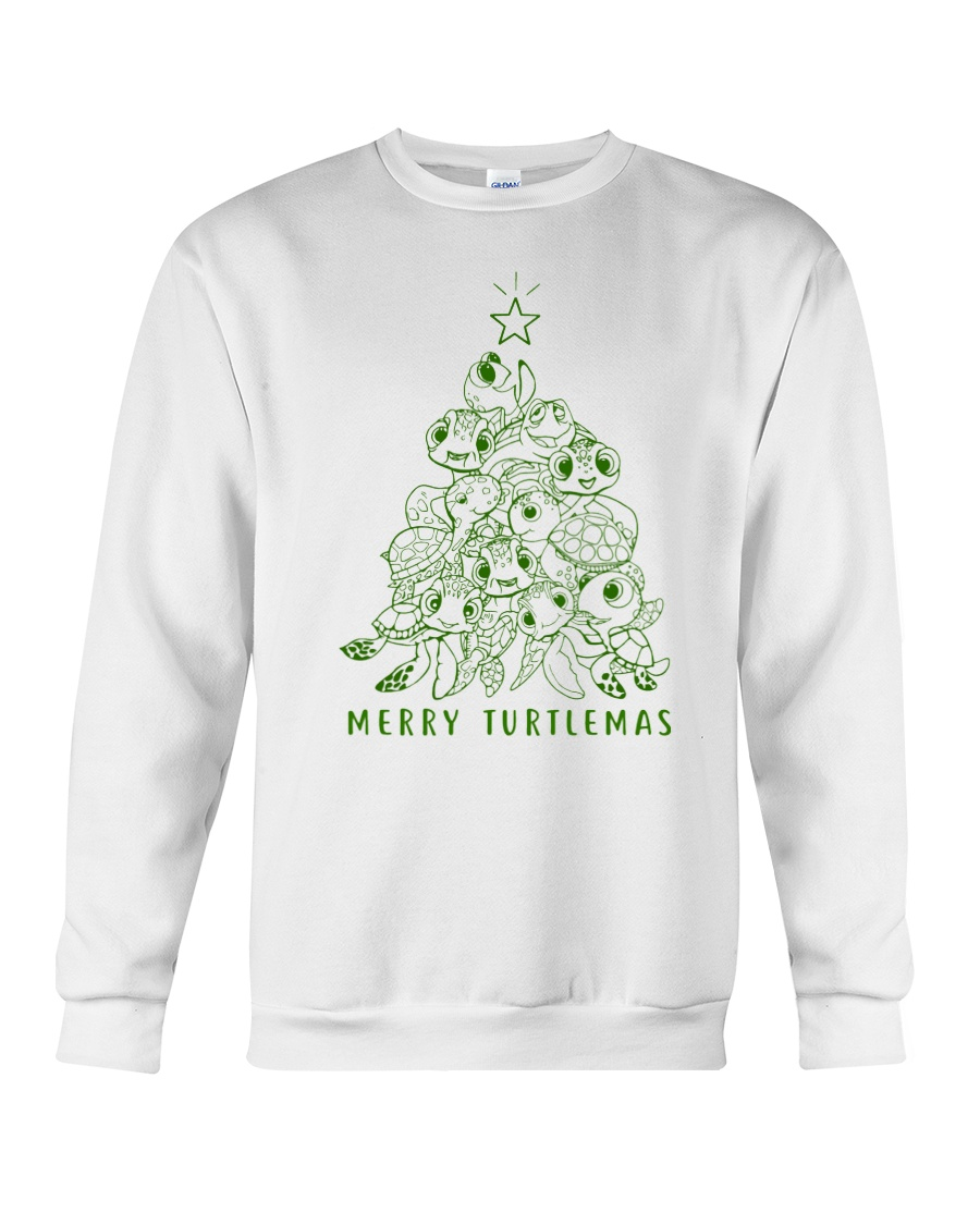 MERRY TURTLEMAS Crewneck Sweatshirt