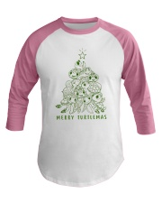 MERRY TURTLEMAS Baseball Tee thumbnail