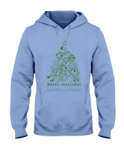 MERRY TURTLEMAS Hooded Sweatshirt thumbnail