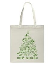MERRY TURTLEMAS Tote Bag thumbnail