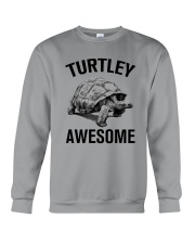 TURTLEY AWESOME Crewneck Sweatshirt thumbnail