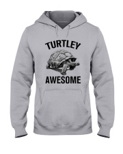 TURTLEY AWESOME Hooded Sweatshirt thumbnail