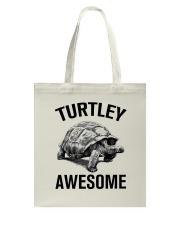 TURTLEY AWESOME Tote Bag thumbnail