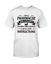 Pharmacist Classic T-Shirt tile