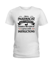 Pharmacist Ladies T-Shirt tile