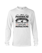 Pharmacist Long Sleeve Tee thumbnail