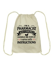 Pharmacist Drawstring Bag tile