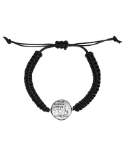 LIMITED EDITION Cord Circle Bracelet thumbnail