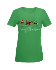 LIMITED EDITION Ladies T-Shirt women-premium-crewneck-shirt-front