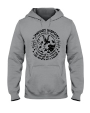 JANUARY WOMAN Hooded Sweatshirt thumbnail