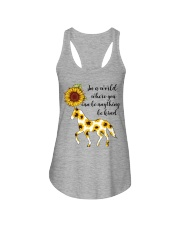 LIMITED EDITION Ladies Flowy Tank front