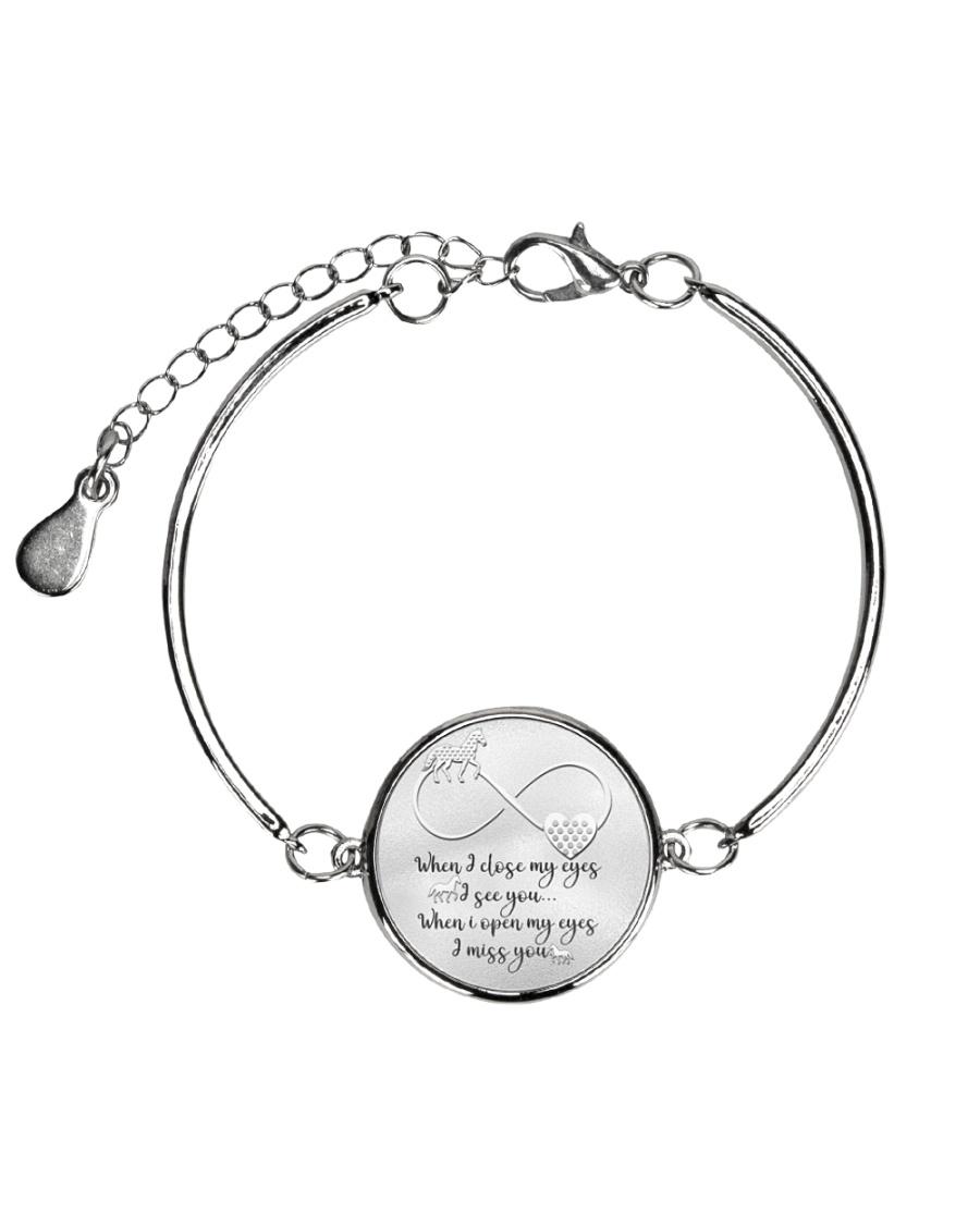 LIMITED EDITION Metallic Circle Bracelet showcase