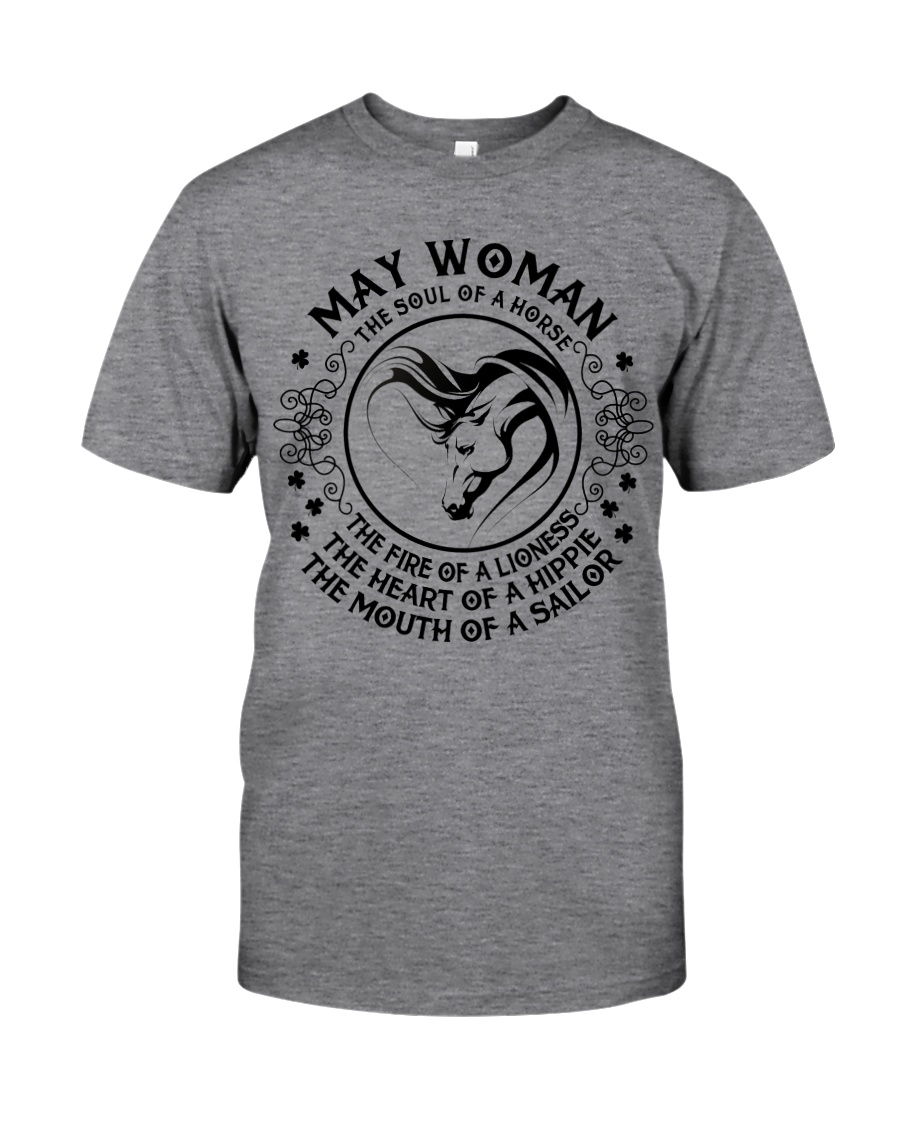 MAY WOMAN Classic T-Shirt