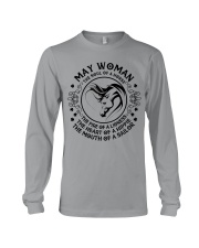 MAY WOMAN Long Sleeve Tee thumbnail