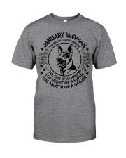 JANUARY WOMAN Classic T-Shirt thumbnail