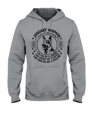JANUARY WOMAN Hooded Sweatshirt thumbnail