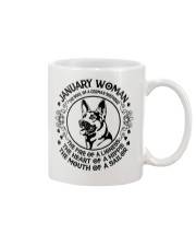 JANUARY WOMAN Mug thumbnail